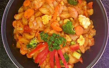 Kip-wokschotel